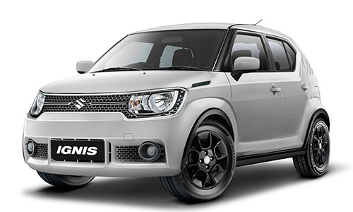 Harga Suzuki Ignis Banjarnegara