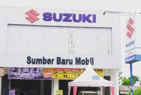 dealer suzuki kebumen